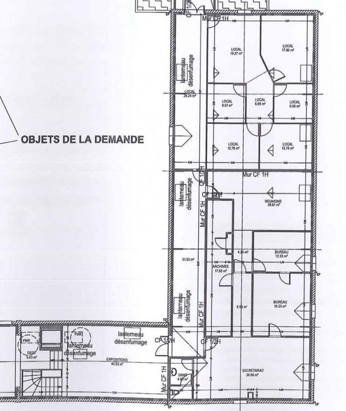 Location Bureau Sars-et-Rosières