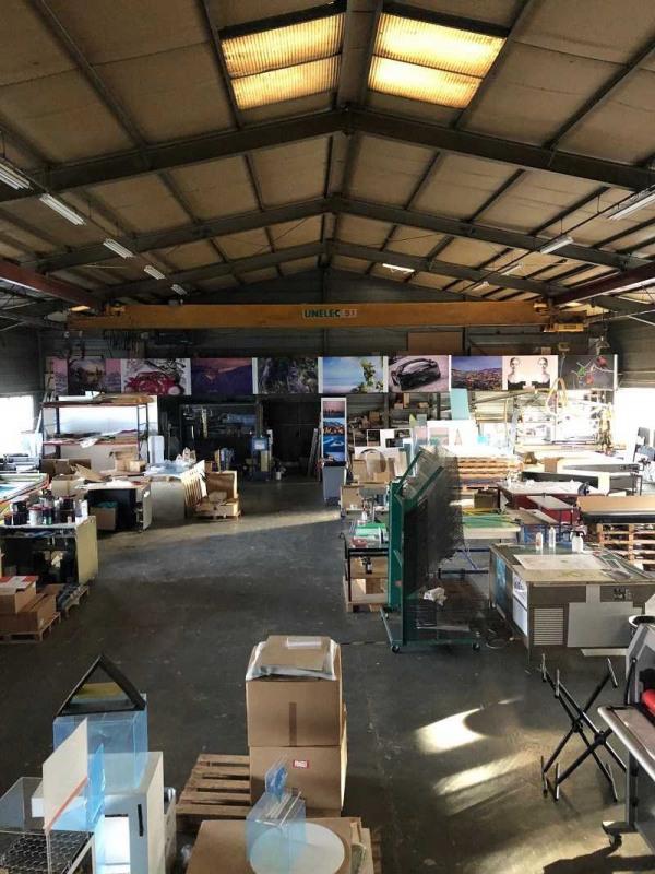 Vente Local d'activités / Entrepôt Sartrouville