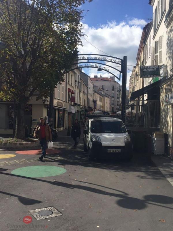 Location Boutique Montreuil