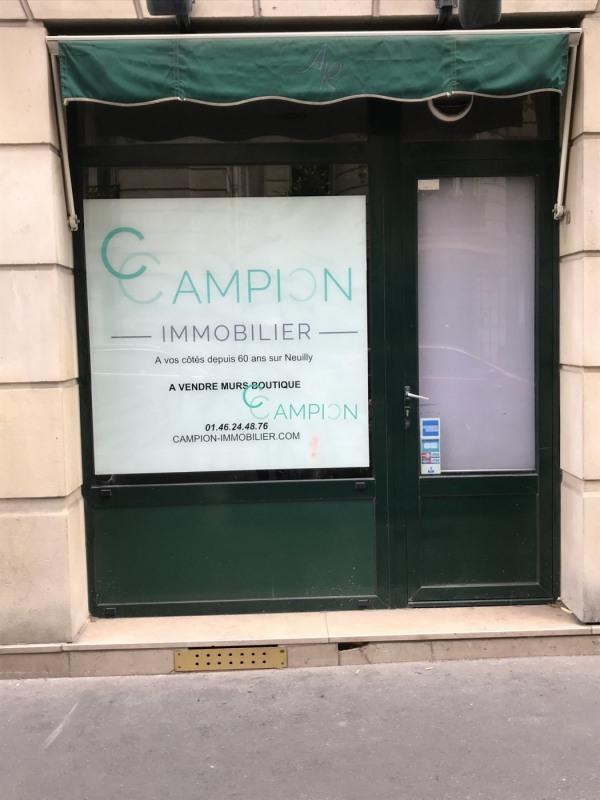 Vente Boutique Neuilly-sur-Seine