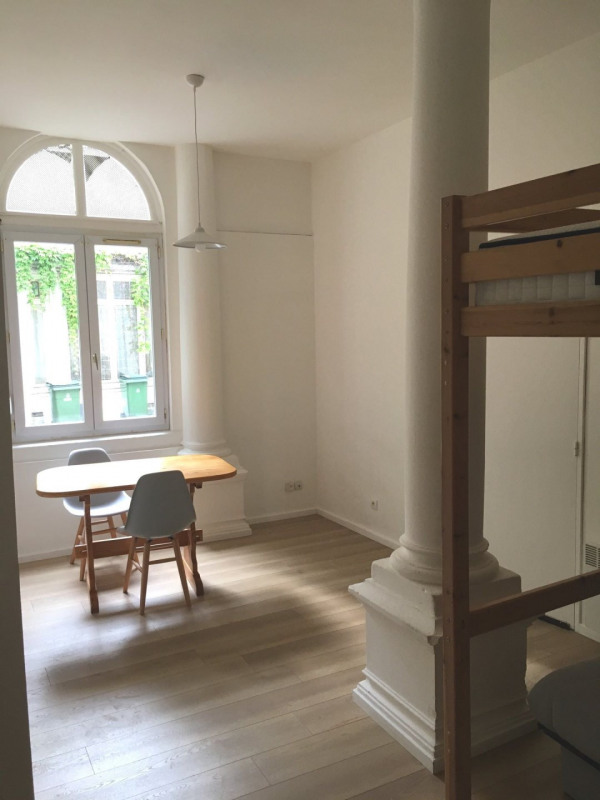 Location Studio 21m² Amiens