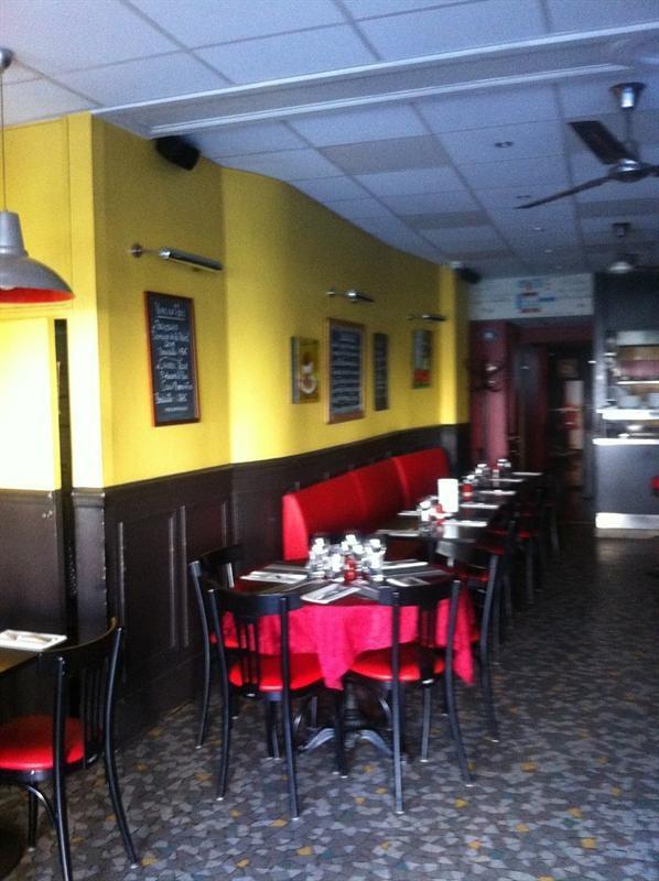 Fonds De Commerce Restaurant Paris 17 Me 75017