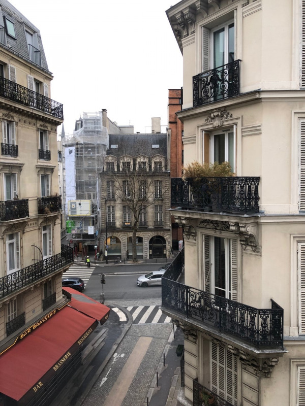 Location Studio 18m² Paris 5ème