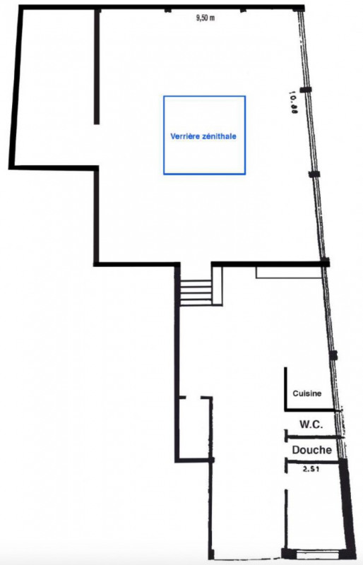 Location Bureau Courbevoie