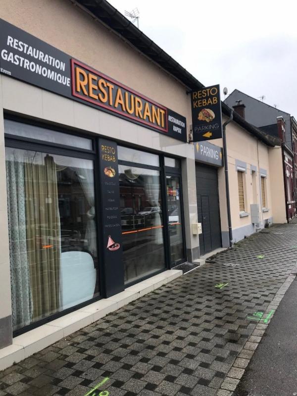 Vente Local commercial Longueau