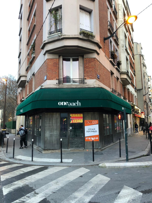 Vente Local commercial Clichy