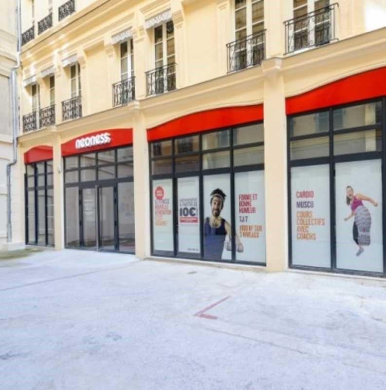 Vente Boutique Marseille 2ème