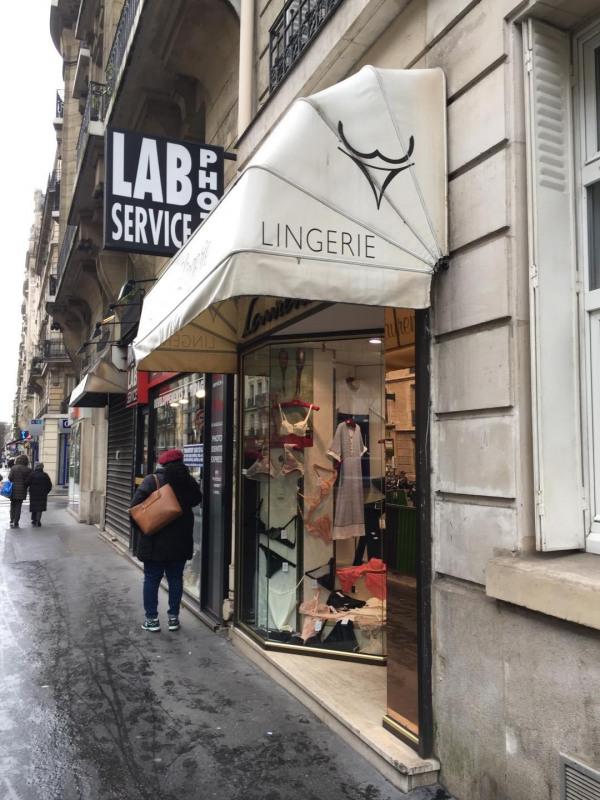 Location Boutique Paris 15ème