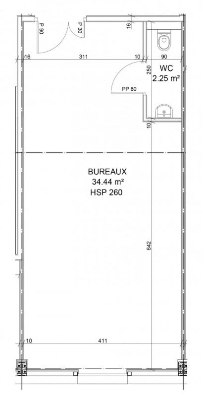 Location Bureau Serris