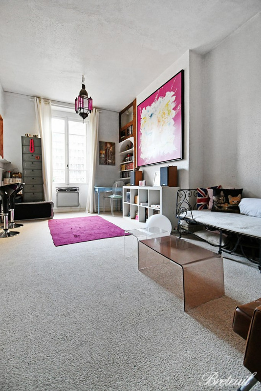 Vente Studio 33m² Paris 15ème
