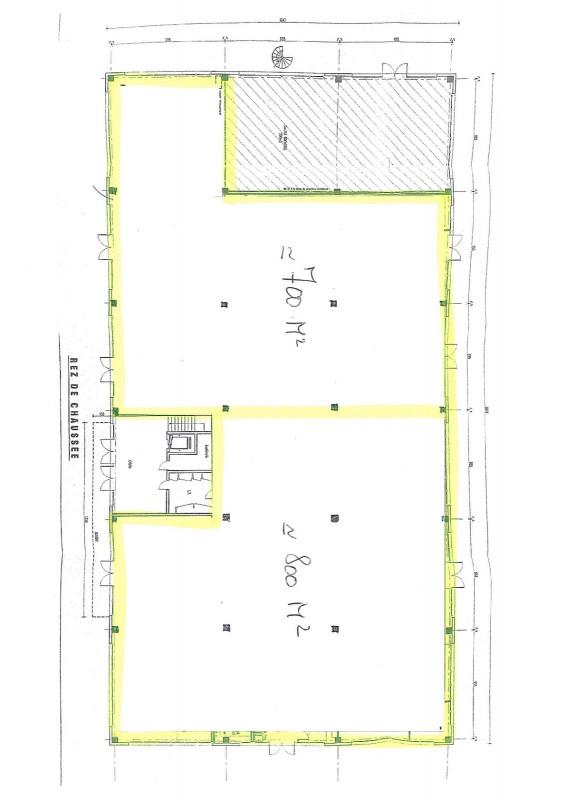 location bureau bouc bel air sud 13320 bureau bouc bel air sud de 1870 m ref 553441. Black Bedroom Furniture Sets. Home Design Ideas