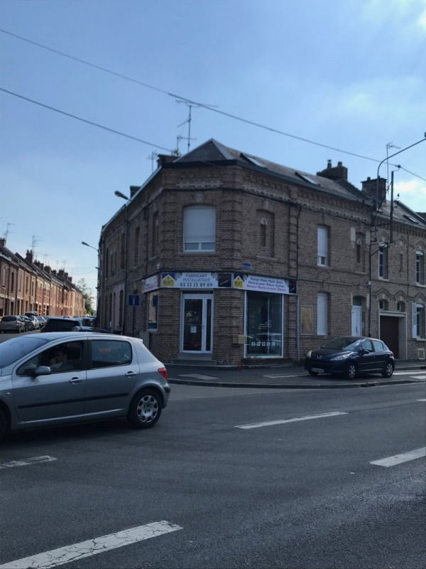 Location Local commercial Amiens