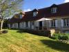 7pièces - 147 m² AIGLE IMMOBILIER vous propose à la vente au CALME proche de Longny-au-Perche cette superbe longère ...