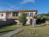 5pièces - 80 m² PEAGE DE ROUSSILLON, Maison de ville T5 de 80 m² avec jardin de 460 m². 45 mn sud LYON (69) Rhône, ...