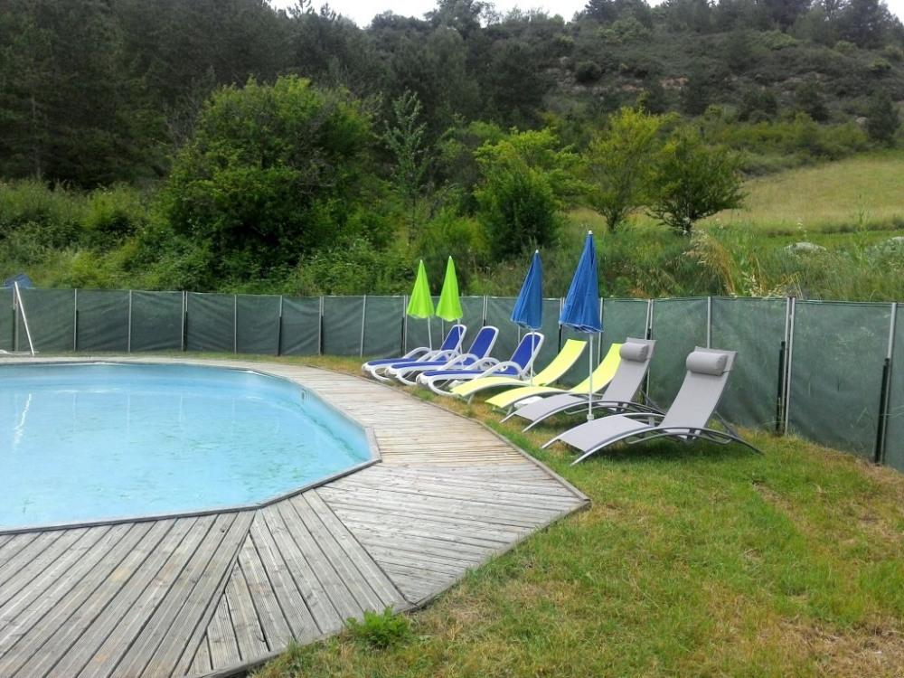 piscine Le Rec d'Al Four (5mx1mx1.10m)