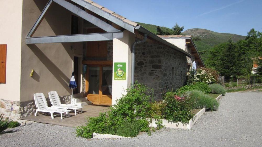 Gîtes de France La Chareyre