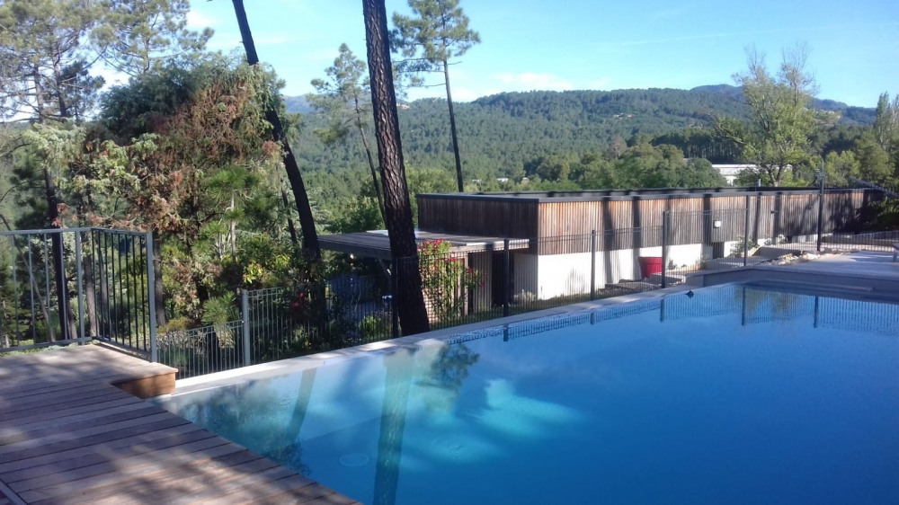 Holiday rentals Vinezac - House - 4 persons - BBQ - Photo N° 1