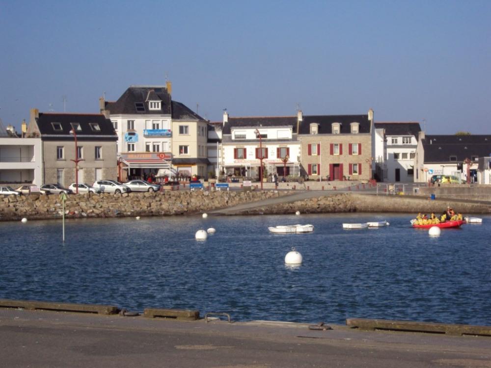 charmant port de Lesconil