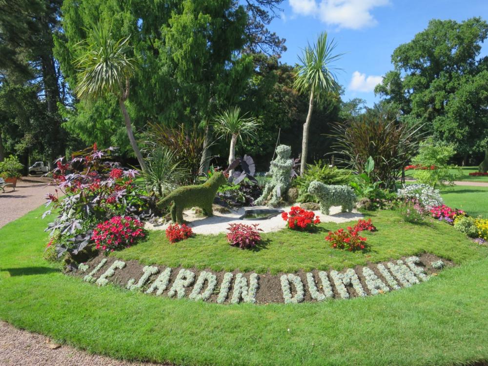 Le Jardin Dumaine Luçon