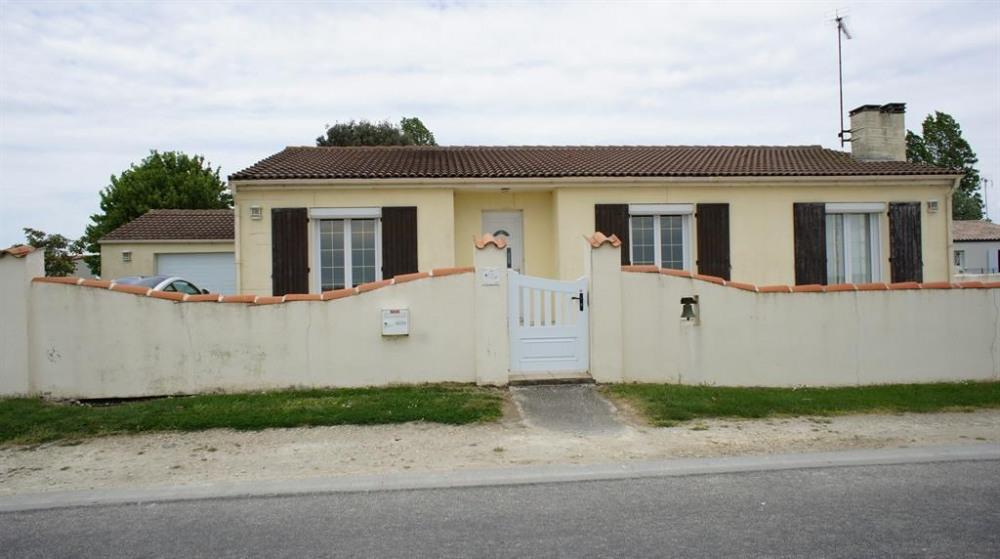 Maison pour 4 pers. avec parking privé, Port-des-Barques