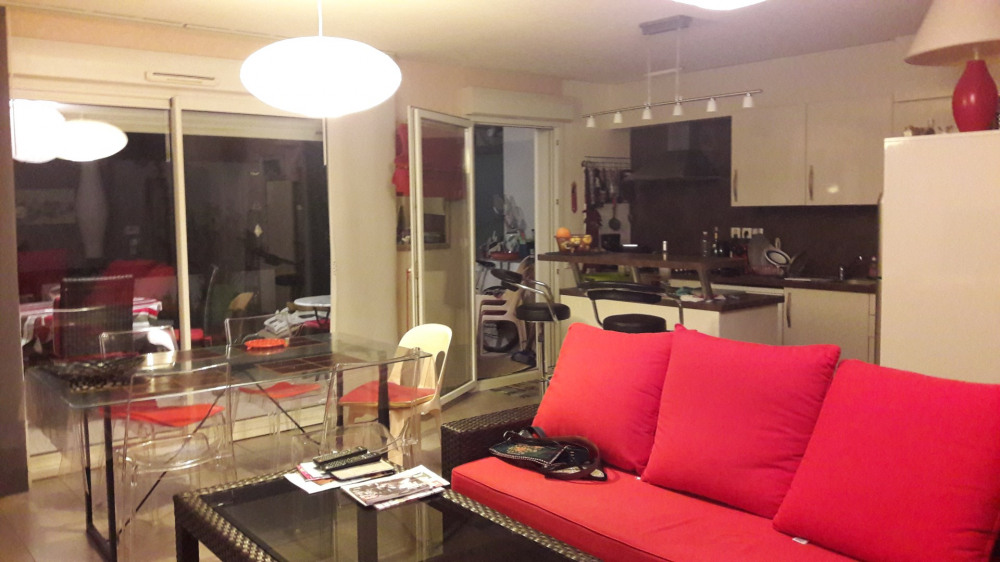Location vacances Anglet -  Appartement - 6 personnes - Chaise longue - Photo N° 1