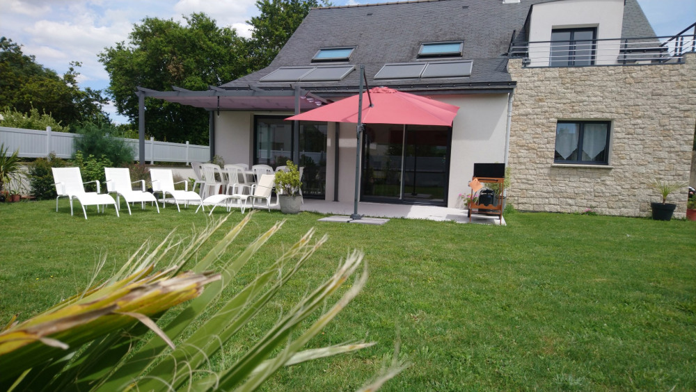 Location vacances Sarzeau -  Maison - 10 personnes - Barbecue - Photo N° 1