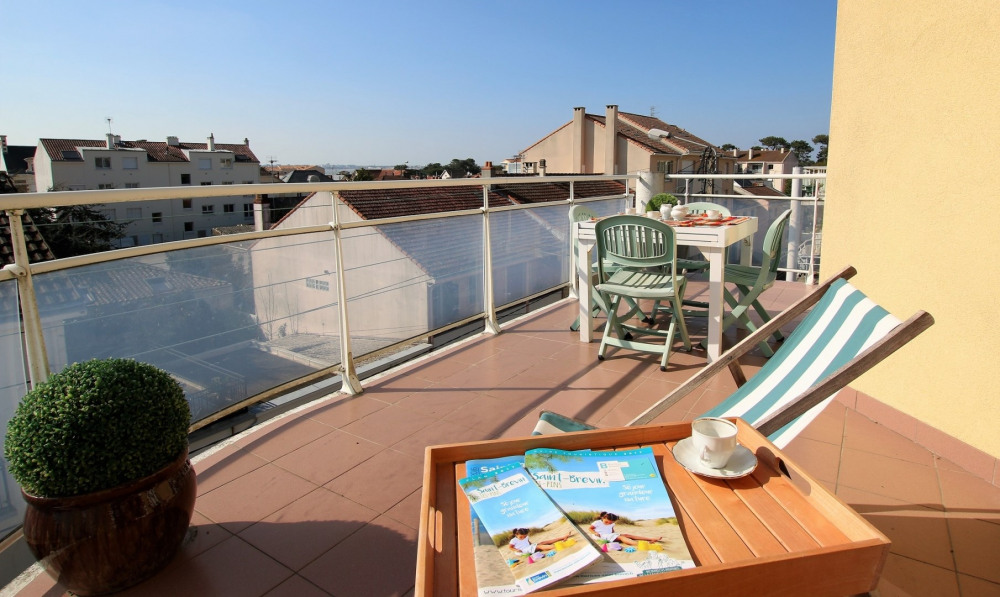 Location vacances Saint-Brevin-les-Pins -  Appartement - 5 personnes - Ascenseur - Photo N° 1