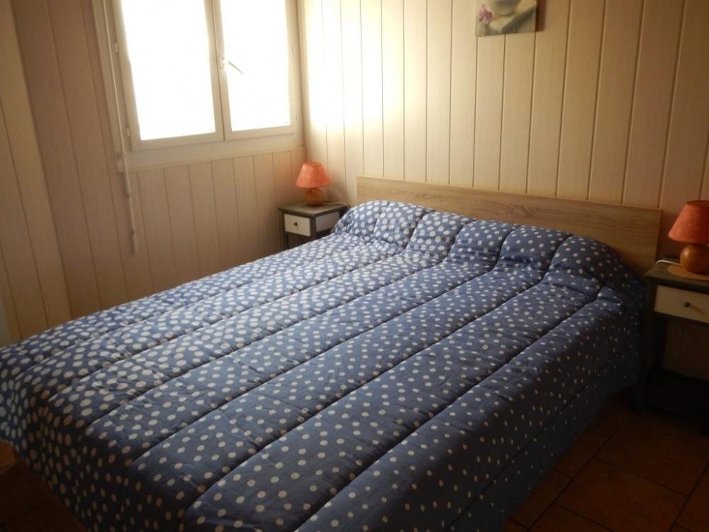 Chambre 1 - lit 160 x 200