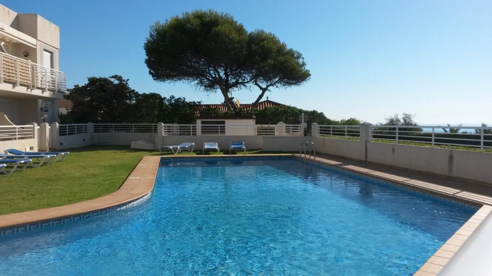 piscine de la résidence