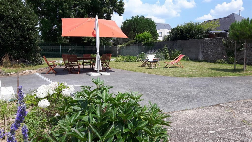 Location vacances Noyalo -  Appartement - 4 personnes - Barbecue - Photo N° 1