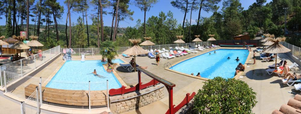Nos piscines chauffées