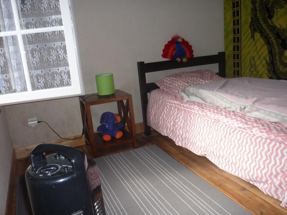 Autre chambre à l'étage (Lit de 90)