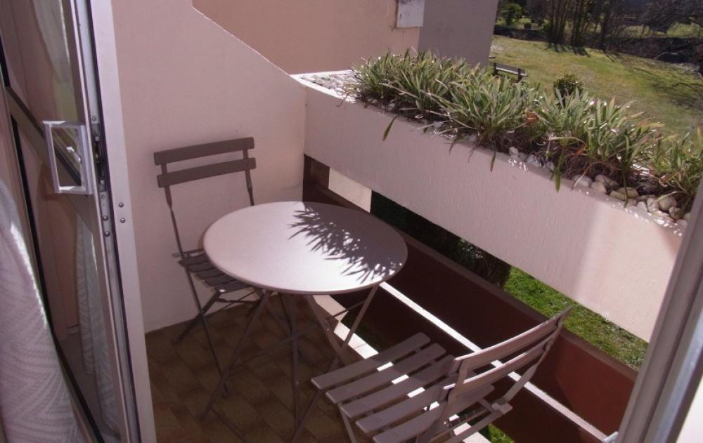 salon jardin sur balcon