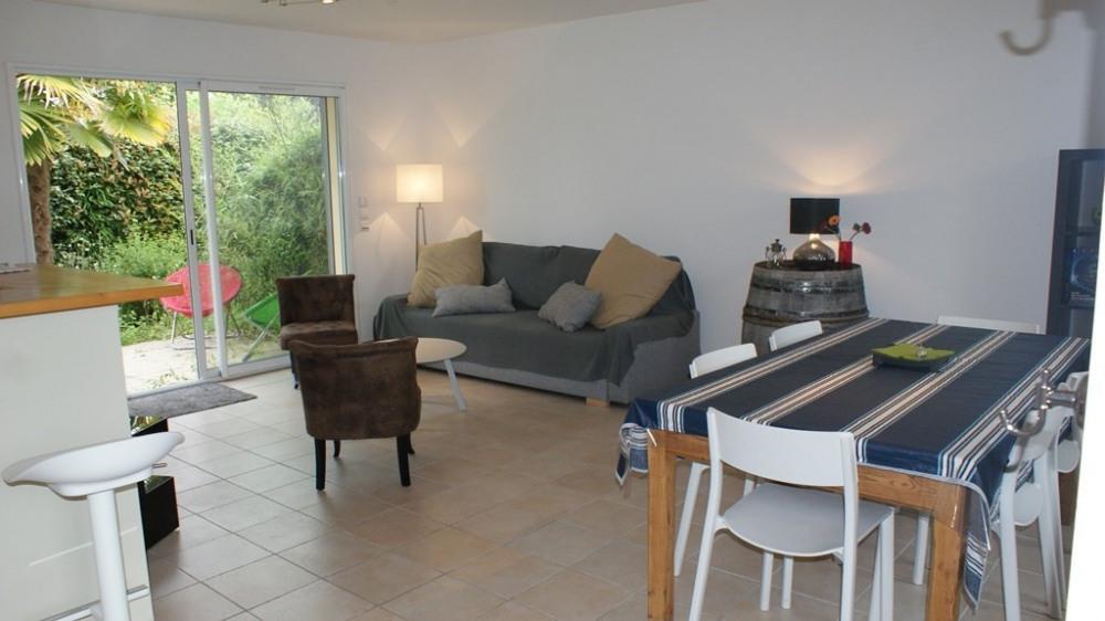 Maison pour 6 personnes au calme dans la ville de Soustons