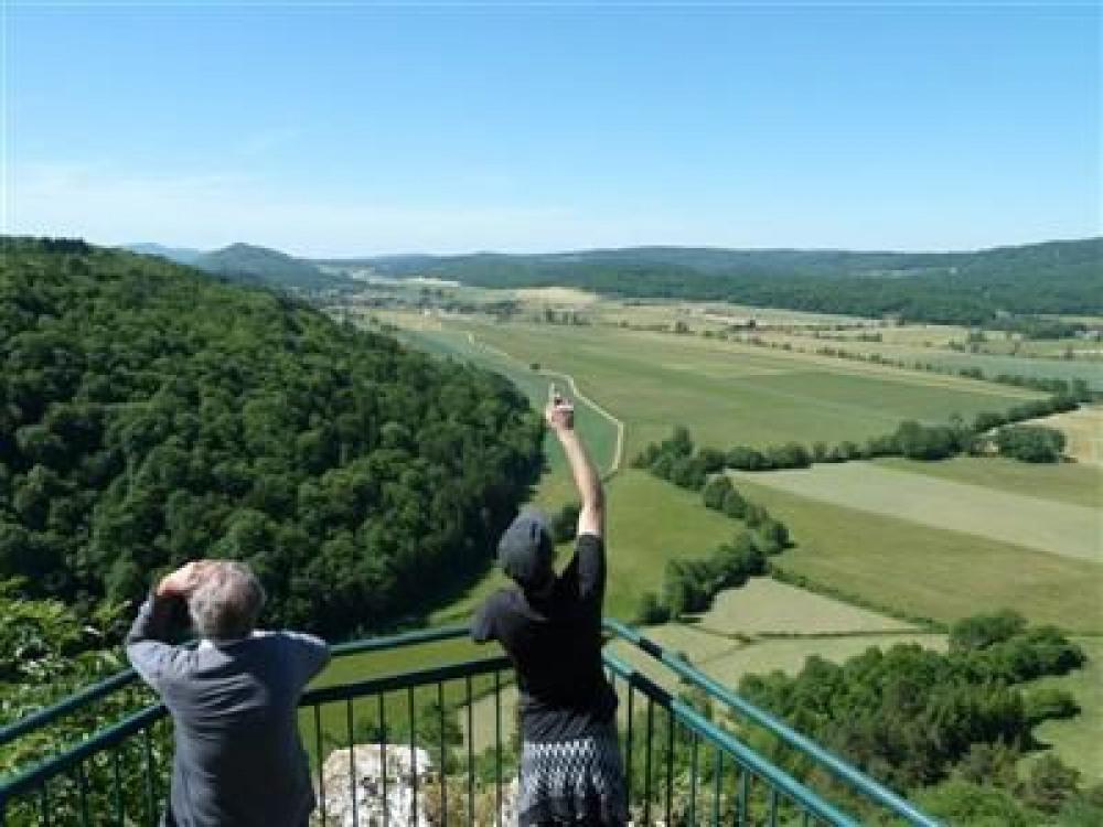 Belvedere du Fays pres de Gigny