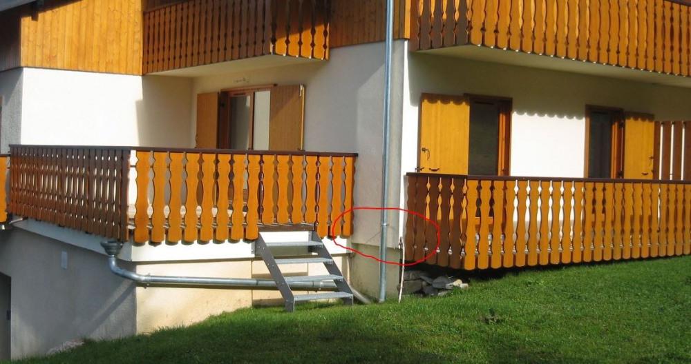 Appartement 2 chambres / 4 personnes avec grande terrasse