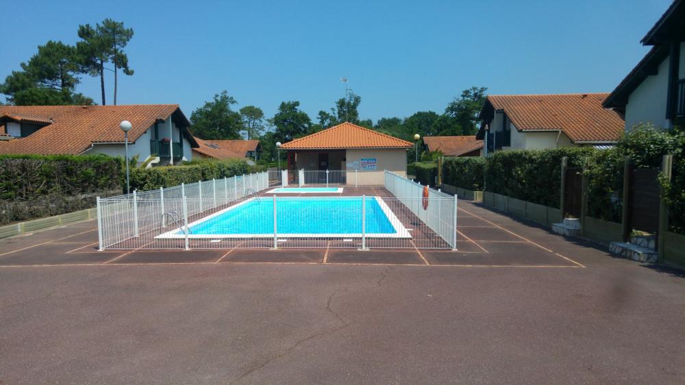 Villa-patio de 50 m² dans la résidence Les Estivales à Capbreton (Landes), Avenue Montaigne.
