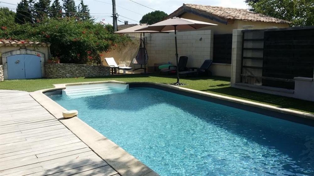 Villa pour 6 pers. avec piscine privée, L'Isle-sur-la-Sorgue