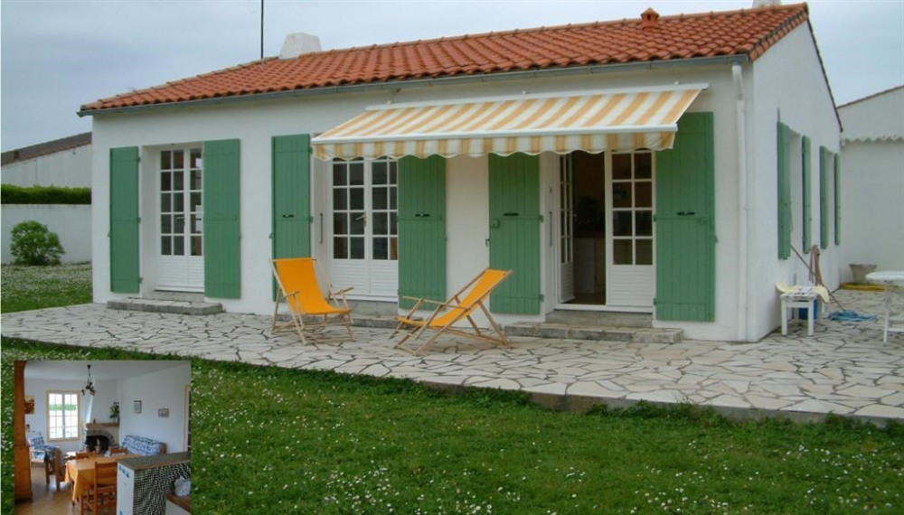 Maison pour 4 pers., Saint-Martin-de-Ré