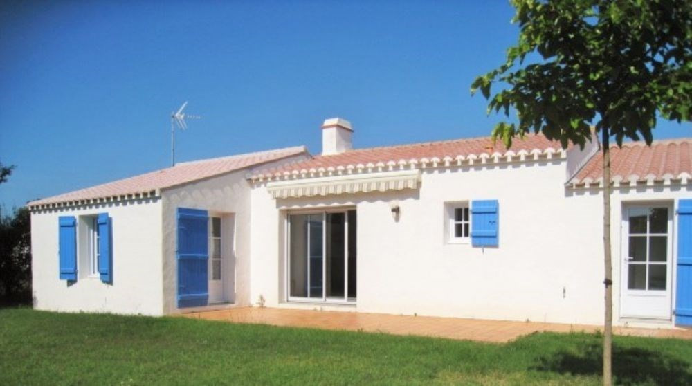 Maison 3 pièces- 80 m² environ- jusqu'à 5 personnes.