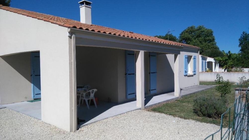 Location vacances Bourcefranc-le-Chapus -  Maison - 6 personnes - Barbecue - Photo N° 1