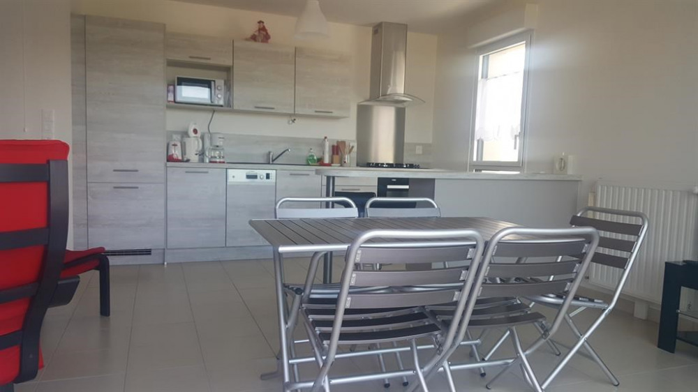 Holiday rentals Sarzeau - Apartment - 4 persons - Deck chair - Photo N° 1