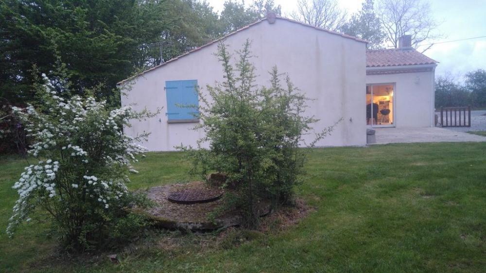 Petite maison de plein pied de 75 m2 tout confort campagne et mer