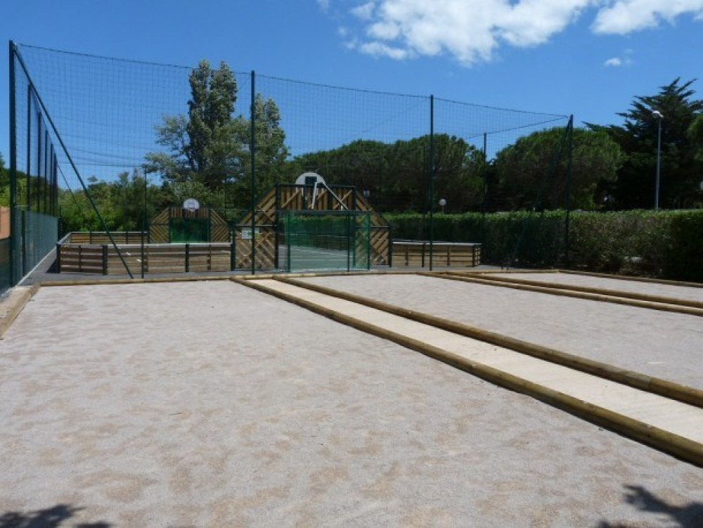 Camping l'Oasis 3* - Mobil-home Confort - 2 chambres - 5/6 personnes