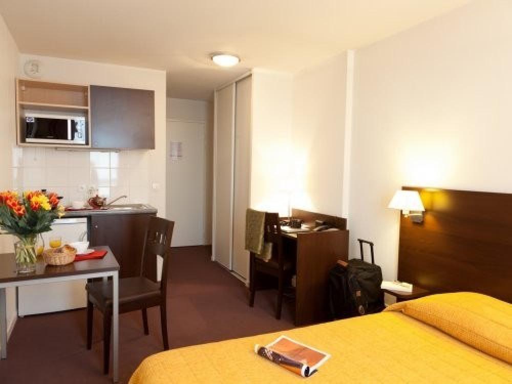 Adagio access Aparthotel Saint-Denis Pleyel - Appartement 1 chambre 4 personnes