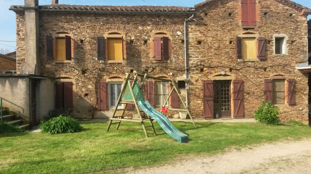 Location vacances Teillet -  Maison - 7 personnes - Barbecue - Photo N° 1