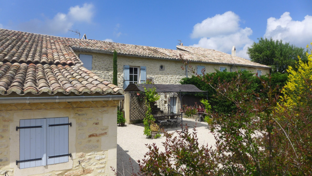 Holiday rentals Clansayes - Cottage - 6 persons - BBQ - Photo N° 1