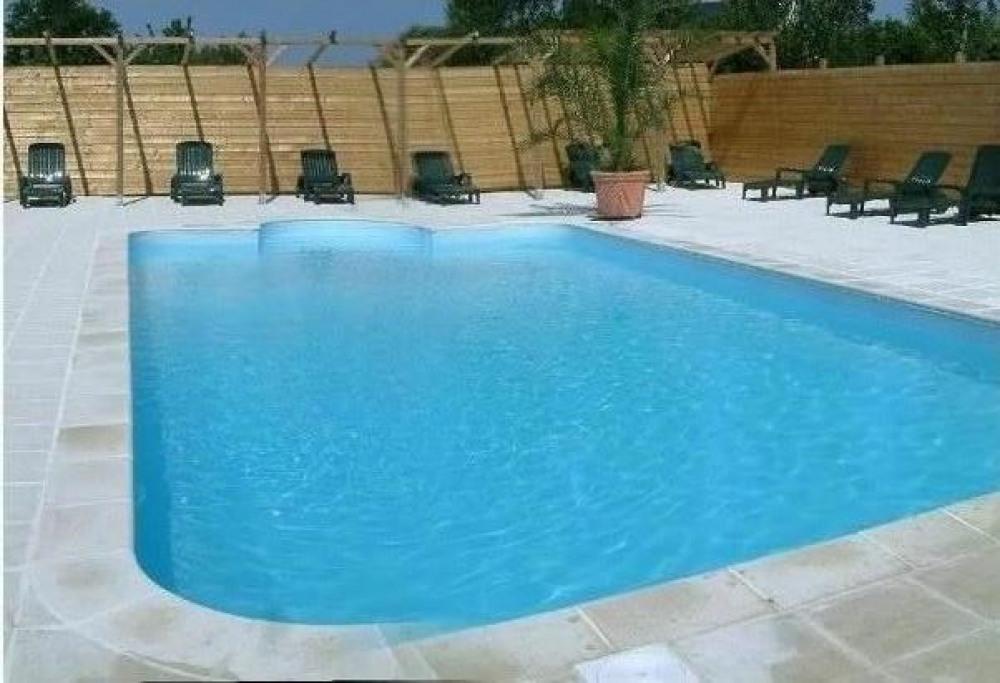 piscine 5x10 chauffé