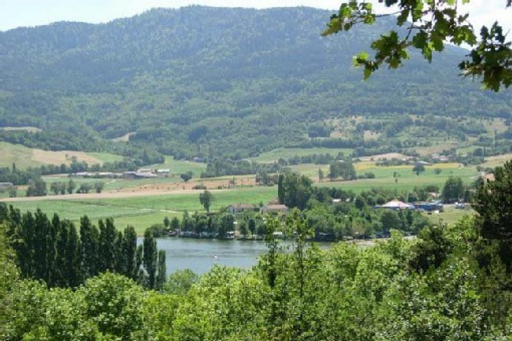 lac vue du chateau