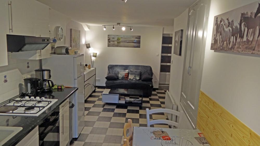 APPARTEMENT 40 m² pour 2 à 4 personnes - Vals les Bains